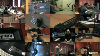 (The) Art of Audio Recording 104: Recording Vocals - Preview Video