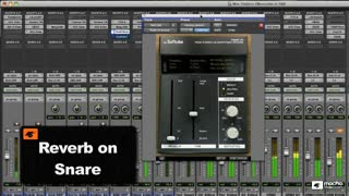17. Reverb On Drums - Part 1