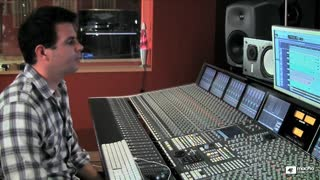 (The) Art of Audio Recording 302: The Mix - Preview Video