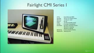 2. History of the Fairlight CMI
