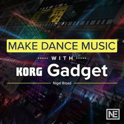 Gadget 201 Make Dance Music with Gadget Product Image
