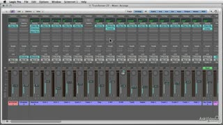 27. Setting up The Mix