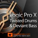 Logic Pro X 409 - Twisted Drums and Deviant Bass