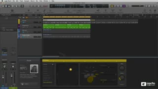 Logic Pro X 409: Twisted Drums and Deviant Bass - Preview Video