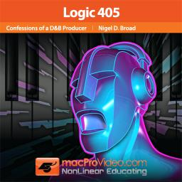 Logic 405 Confessions of a Drum & Bass Producer Product Image