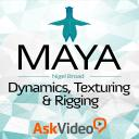 Maya 202 - Dynamics, Texturing and Rigging