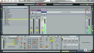 12. MIDI Effect Chain Selection and Macros