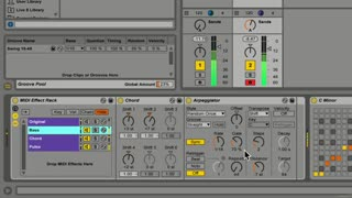 12. Tweaking MIDI Effect Racks