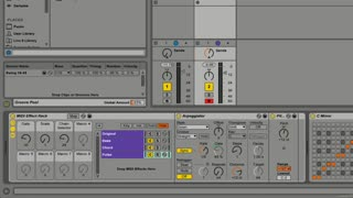 Ableton Live FastTrack 203: Live's MIDI FX - Preview Video