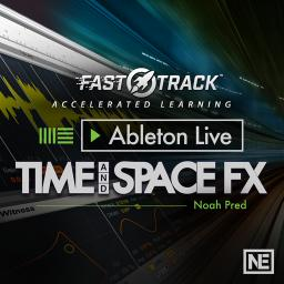 Ableton Live FastTrack 204Live's Time and Space FX Product Image