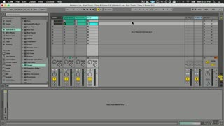 Ableton Live FastTrack 204: Live's Time and Space FX - Preview Video