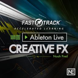 Ableton Live FastTrack 206Live's Creative FX Product Image