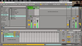 Ableton Rack Inception: Using Racks In Live - Preview Video