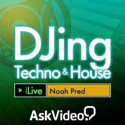 Live 9 405DJing Techno and House Product Image
