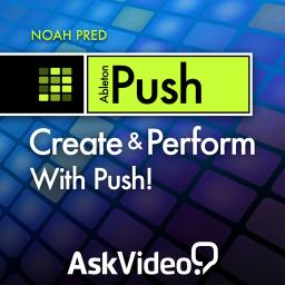 Push 101 Create & Perform With Push! Product Image