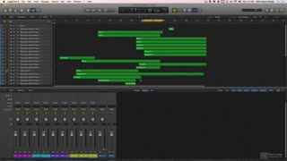13. Exporting Stems From Logic Pro