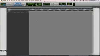 14. Creating A Pro Tools Session
