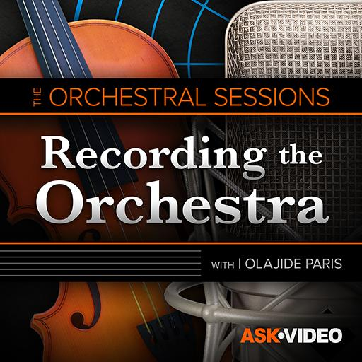 The Orchestral Sessions 104: Recording the Orchestra