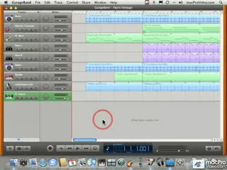 37 Recording a MIDI Track