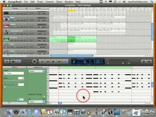45 Editing MIDI Velocity