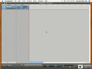 22. Importing an Audio File