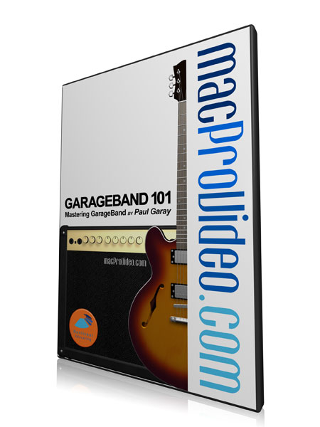GarageBand 101: Mastering GarageBand 06