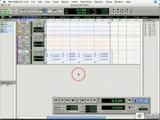 105 Transposing MIDI