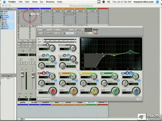 131 Deleting a Plug-in From a Track