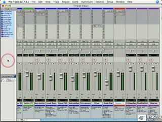34 Customizing the Mix Window