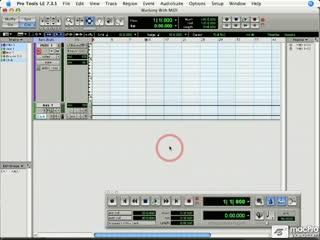 96 Recording a MIDI Track