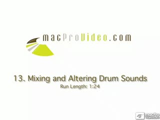 13. Mixing And Altering Sounds