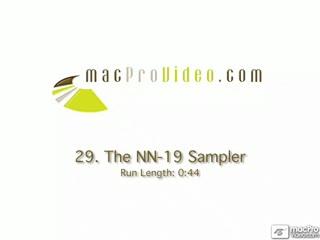 29. The NN-19 Digital Sampler