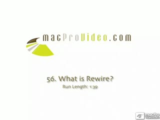 56. What is Rewire?