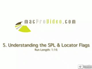 05. The SPL And Locator Flags