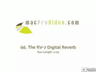 66. The RV-7 Digital Reverb