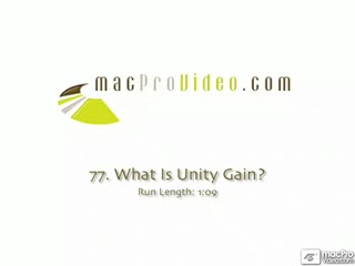 77. What Is Unity Gain?
