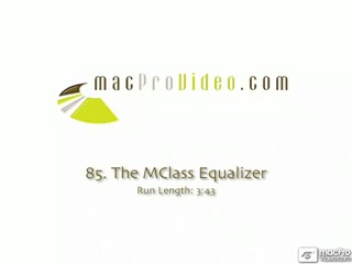 85. The MClass Equalizer