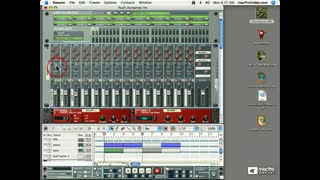 100. Using The Mixer 14:2 EQ