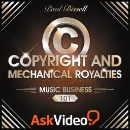 Music Business 101Copyright and Mechanical Royalties Product Image