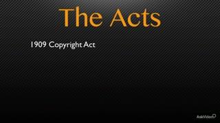 14. Acts Terms Public Domain