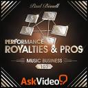 Music Business 103 - Performance Royalties and PROs
