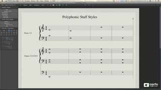 14. Intro to Polyphonic Staff Styles
