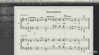 26. Syncopation