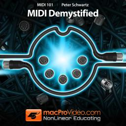 MIDI 101MIDI Demystified Product Image