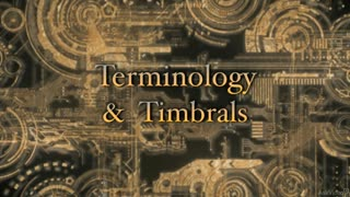 7. Terminology &