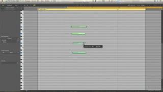 16. Exploring Velocity Editing
