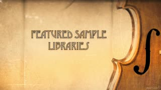 2. Featured Sample Libraries