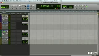 13. Import the Bounced Files into the Mastering Session