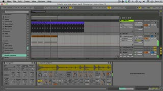 10. Triggering Loops & Samples with Drum Racks