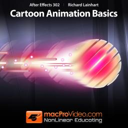 After Effects CS5 302 Cartoon Animation Basics Product Image